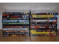 Bundle of DVD's x 97