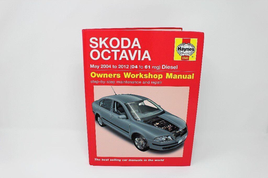 Skoda Octavia Diesel Haynes Workshop Manual In