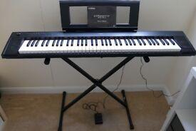 Yamaha Piaggero NP-32 keyboard