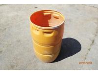 Gardeners / Builders / Plasterers water butt barrel