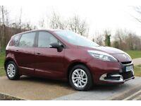 2013 Renault Scenic 1.6 DYNAMIQUE TOMTOM ENERGY DCI S/S 130BHP DIESEL, SAT-NAV, TOP SPEC, PX WELCOME