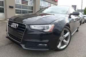 2013 Audi A5 2.0T Quattro S Line, Navigation, No Accidents