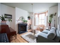 Charming Lower Clapton Victorian Maisonette with Garden, Private Landlord