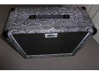 ZILLA CUSTOM 1 X12 GUITAR SPEAKER CAB - LOADED.