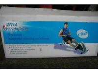Magnetic Rowing Machine - Healthliving HR-305-H