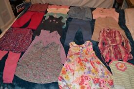 Girls clothes bundle aged 2 to 3