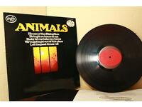 The Animals : Best Of : Vinyl//LP