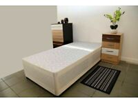 ⭐🆕MEGA SALE LUXURY DIVAN BED BASES IN SINGLE DOUBLE KING SIZE WITH MATTRESSES OPTION