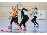 Brixton Indoor Netball League! Players & Teams Wanted!