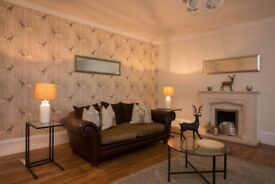 Short Stay 1, 2 and 3 bed apartments/houses in Kilmarnock and Ayr. Your Home Away From Home