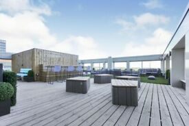 1 bed luxury apartment with roof terrace