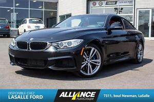 2014 BMW 435XI M package / xDrive / CUIR / TRES PROPRE