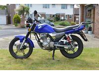 Motoroma SK125cc Motorbike