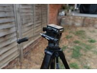Velbon 538 Videomate Tripod with 358 Video Head