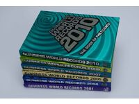 Six Guinness world record books