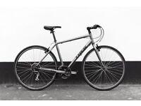 TREK 7.1 fx 2016   hybrid bike   mint condition   CR BIKE REPAIRS &I USED BIKES  