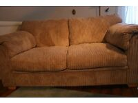 Bed settee / sofa - 2 seater / Double Sofabed foldaway futon day bed couch