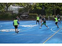 Individual spaces available in Battersea Tuesday 5-a-side Leagues!