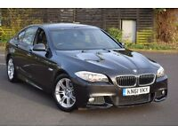 2012 BMW 520d M sport | Rare Alcantara | Full BMW History LOW MILAGE