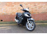 Honda Sh 125 **Full Service History** NOT PCX PS SHi Forza Swing Dylan Nmax Tmax Delivery Bike Vespa