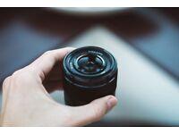 Sony SEL28F20 E Mount Full Frame 28 mm F2.0 Prime Lens