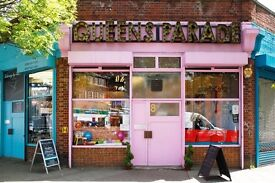 Retail unit available for start up businesses in Queens Parade, Willesden Green, Brent