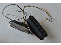 Genuine Fender Vintage style Telecaster pickups (MIJ) - sale or trade