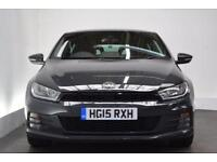 VOLKSWAGEN SCIROCCO 2.0 GT TDI BLUEMOTION TECHNOLOGY 2d 150 BHP (grey) 2015