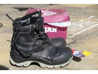 Trojan Ladies Safety Shoes size 5