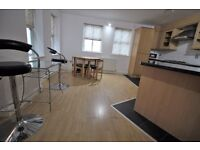2 Bedroom flat available to rent less then a 5 minutes walk to Leicester Train Station!!!