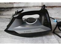 BOSCH Sensixx's DA30 Power III TDA3020GB Adjustable Thermostat Steam Iron 180g