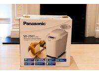 Breadmaker SD-2501 from Panasonic
