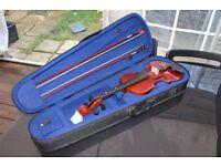 3/4 size violin (Yamada 200)