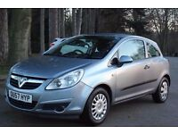 Vauxhall Corsa 1.3 CDTi 16v Life 3dr GENUINE WARRANTED LOW MILES