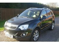 "2012 Vauxhall Antara 4x4 Fully loaded,Leather,19"" alloys self leveling suspension"