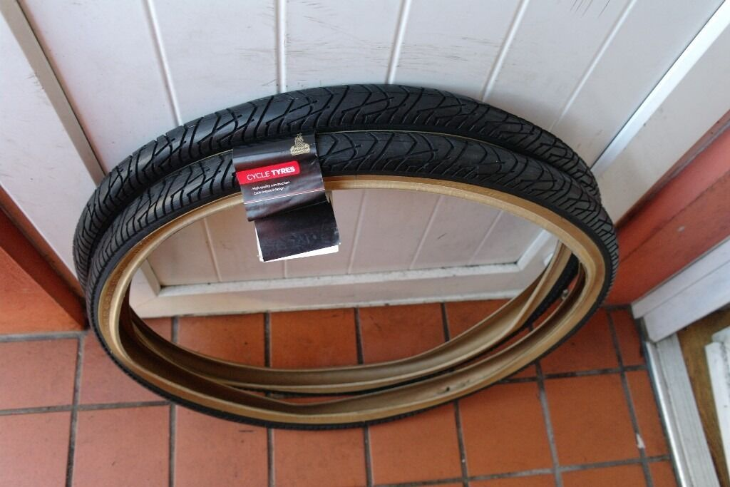 Mountain Bike Tyres 26 x 1.9 Fast Tread Pattern For Road and Cycle Track Pair of New Tyres20in Downend, BristolGumtree - Mountain Bike Tyres 26 x 1.9 Fast Tread Pattern For Road and Cycle Track Pair of New Tyres front and back Good quality tyres from Raleigh Can deliver free if local