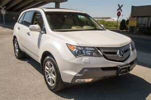 2008 Acura MDX Technology Pack LANGLEY 604-434-8105