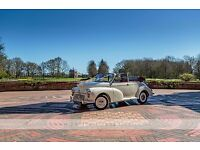 CLASSIC CHAUFFEUR DRIVEN WEDDING CARS FOR HIRE IN SUFFOLK