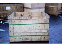 WOODEN CRATES *Free for collection*
