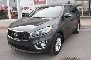 2016 Kia Sorento LX+ Turbo, mags 17, caméra, Hitch