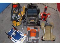 Bundle of Action Man Vehicles.