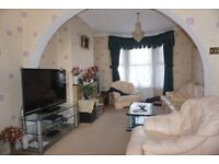 Spacious 4 Bedroom Terraced House with Back Garden and Front Driveway