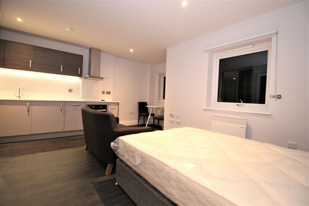 Studio Flat In Aria Apartments Available Immediately In Leicester Leicestershire Gumtree