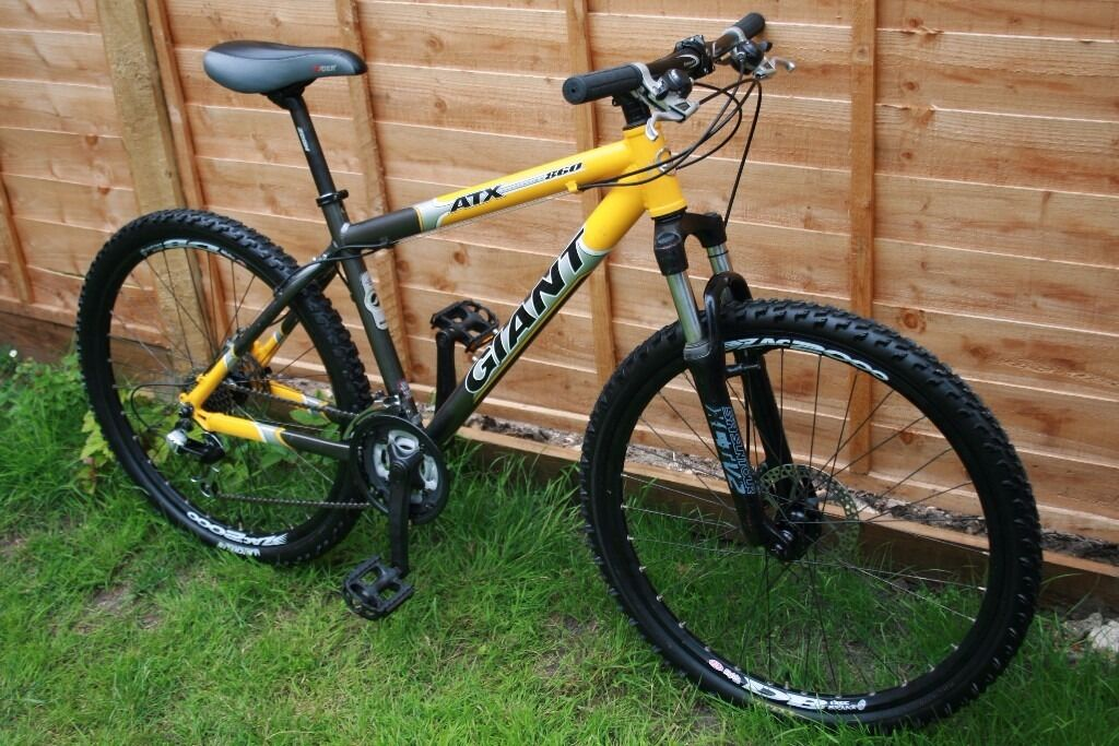 Giant Atx 860 Mountain Bike For Sale Size 17 Quot In