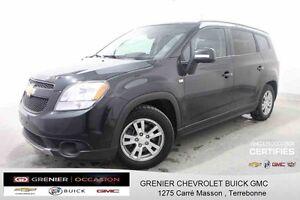 2012 Chevrolet ORLANDO LT *7 PASSAGERS + DÉMARREUR À DISTANCE*