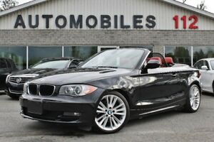 2011 BMW 1 Serie 128i Sport package / Convertible