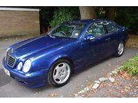 Mercedes CLK 230 Automatic (2002) - New MOT