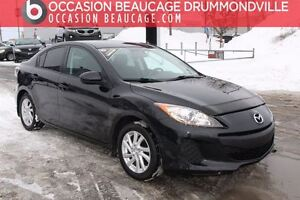 2012 Mazda MAZDA3 GX A/C - DÉMARREUR - BAS MILLAGE!!