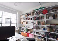 Studio 302 / Bright Creative Office Space / Studio / East London / London Fields / Hackney / E8