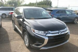 2016 Mitsubishi Outlander ES CVT AWD, ALLOYS